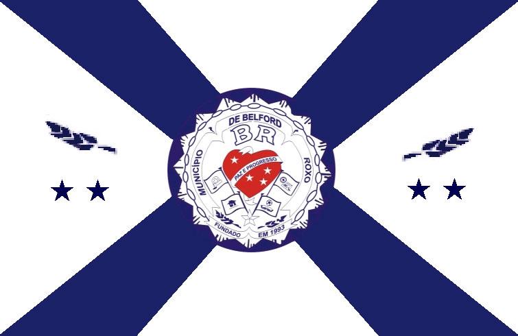 Bandeira de Belford Roxo